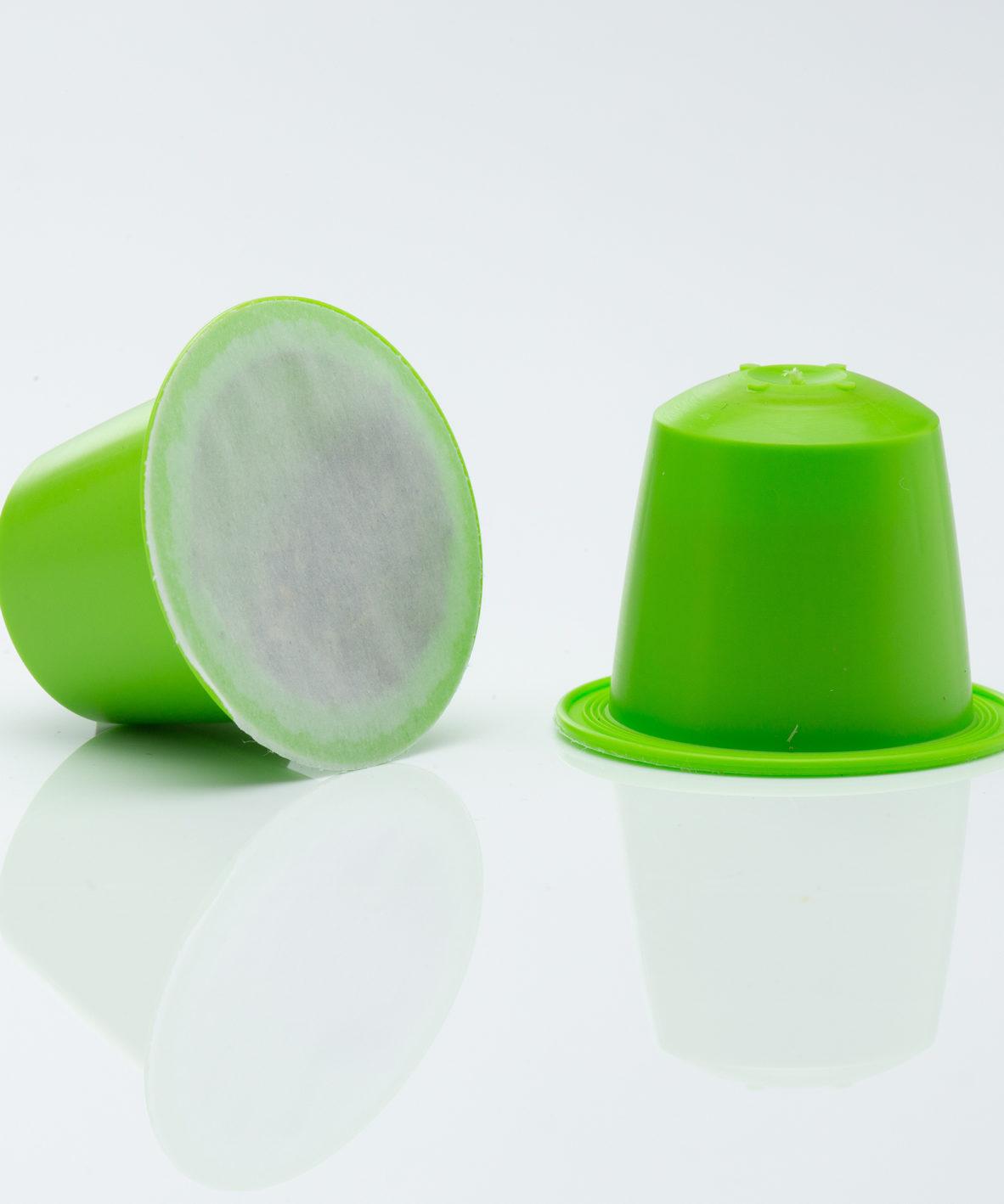 capsule infusion bio verveine menthe biodégradable compatible nespresso