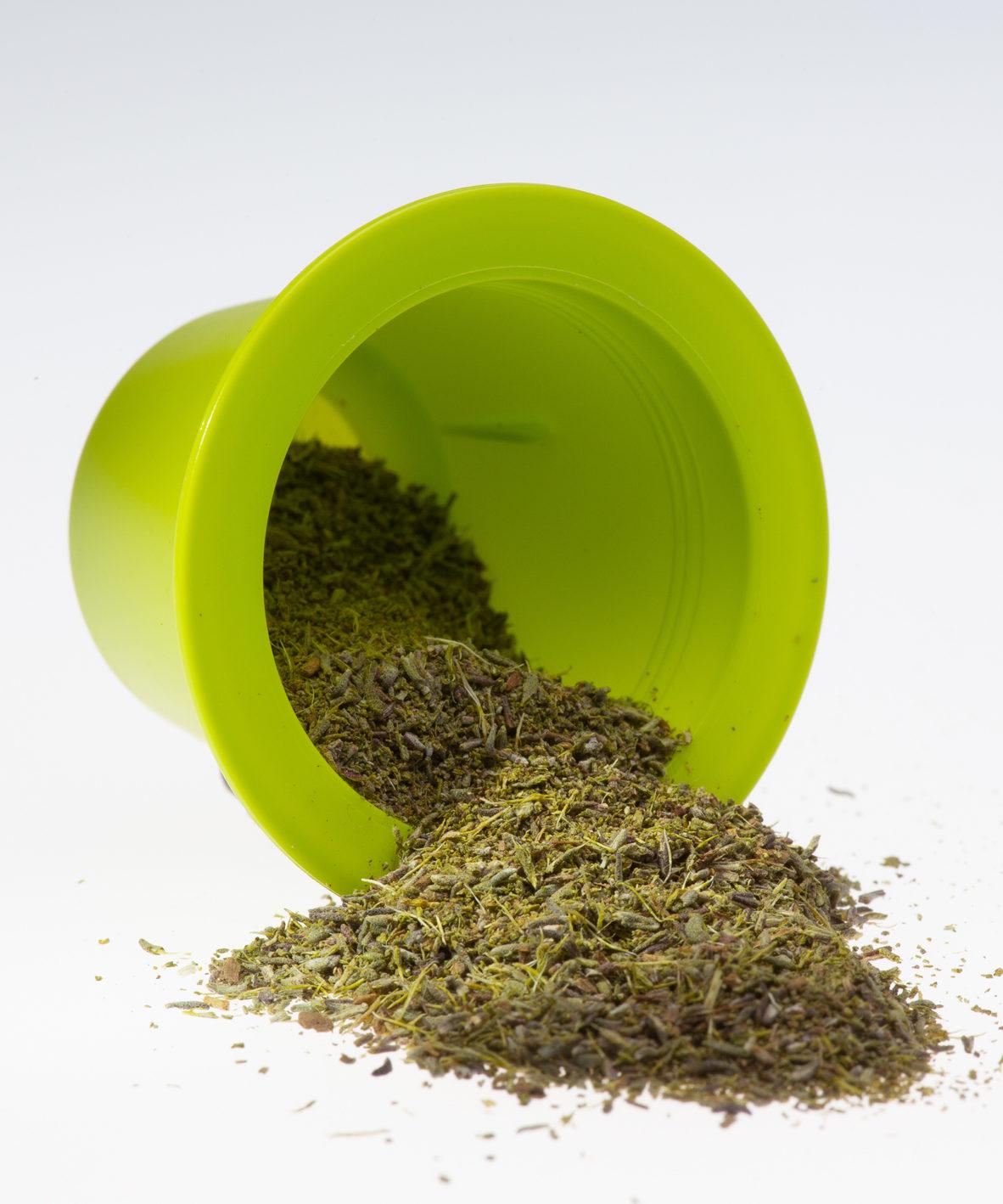 capsule infusion thym provence bio biodégradable compatible nespresso