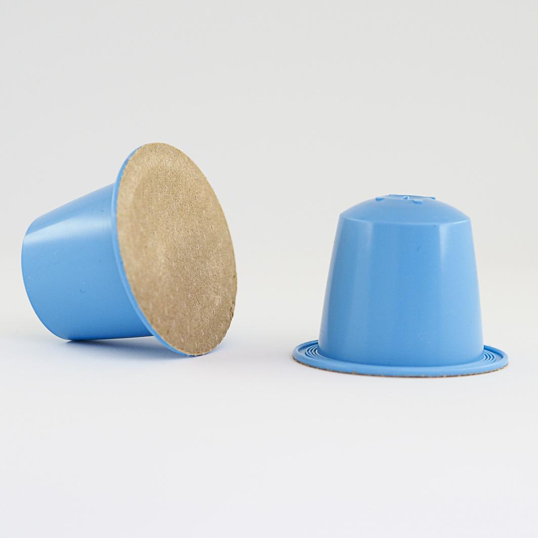 capsule biodégradable compatible nespresso thé noir Earl Grey