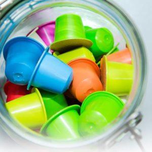 capsules thé bio bocal