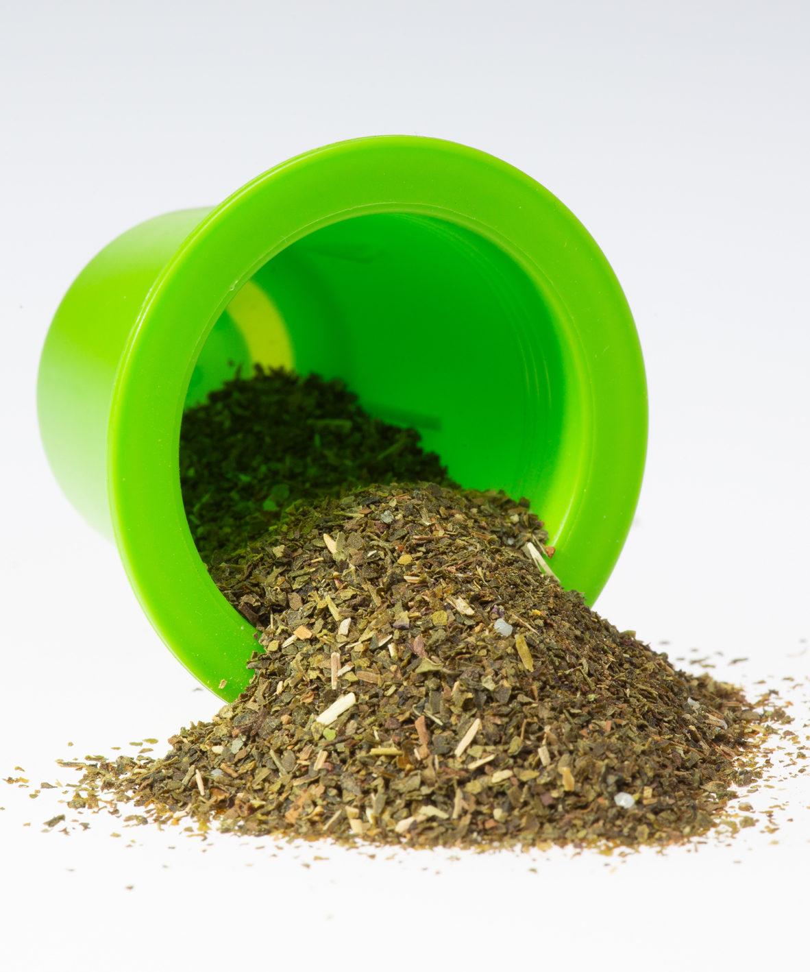 capsule thé vert menthe bio compatible nespresso fabriquée en France biodégradable