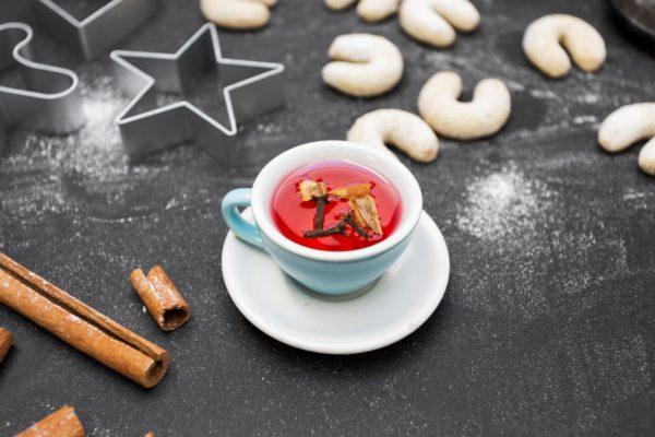 Recettes thé cuisine à base de capsules thé