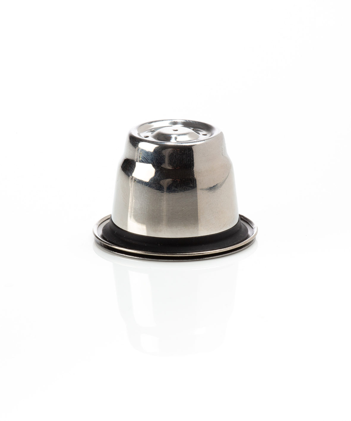 Capsulebio sélection capsule réutilisable : nespresso, capsule nespresso rechargeable, inox
